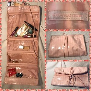 Victoria Secret Jewelry Make Up Travel Case